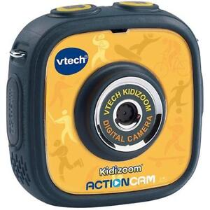 VTech Kidizoom Action Cam & Carry Case - like New, No Box - $39.