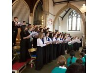 International Voices of Enfield's Christmas Concert