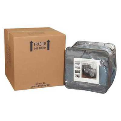 Partners Brand 242424dpb Deluxe Packing Boxes24x24x24kraftpk10