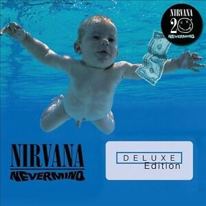 NIRVANA-Nevermind-2CD-BRAND-NEW-Deluxe-Edition-Digipak-w-B-Sides-Rarities