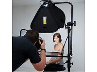 Lastolite Triflector Speed Lite Kit for portraits