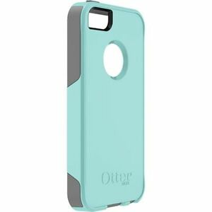 light blue and grey otter box for iphone 5/5s/se