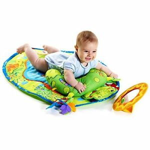 Tapis de jeux (Tiny Love Tummy-Time  Pillow & Mat )