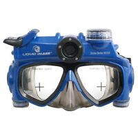 Liquid Image 5MP Underwater Camera Mask HD320 + HI-Power Torch