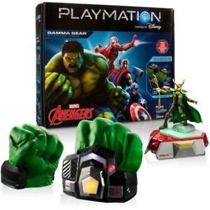 Playmation Marvel Avengers with Ultron Prowler Bot
