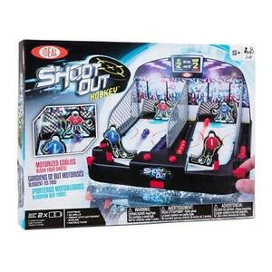 NEW: Ideal Motorized Shoot-Out Hockey Game - $25 (CASH, NO TAX)