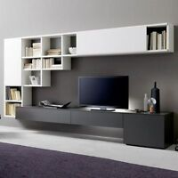 AMAZING CUSTOM CABINETS + WALL UNITS AT GREAT RATES