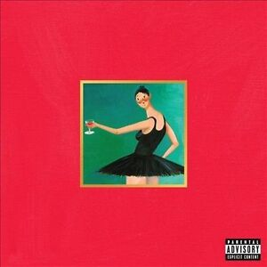 KANYE WEST My Beautiful Dark Twisted Fantasy [Deluxe Edition] SHOP SOILED CD NEW