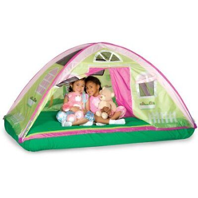 Pacific Play Tents Cottage Bed Tent, Twin W Cottage Bed Tent