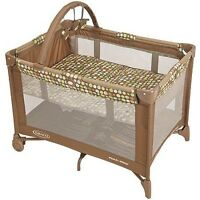Gracco playpen like new.