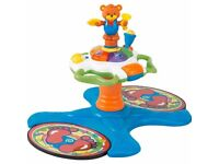 VTech Sit To Stand Tower- ONLY 10£ . Collection only please. Original price 50£...
