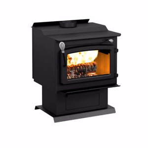 Wood Stove and complete kit