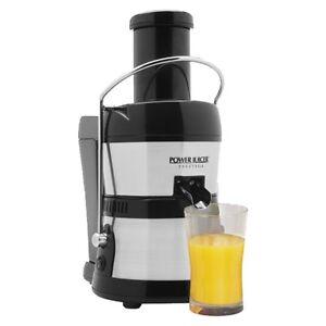 BNIB Jack Lalanne Power Juicer Prestige juicer