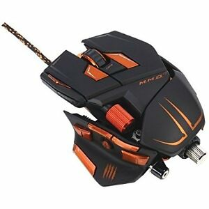 Mad Catz M.M.O.- 7 USB Gaming Mouse