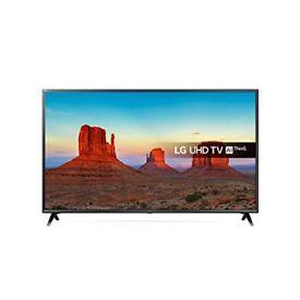 LG 43UK6300PLB 43 inch 4K UHD Smart TV 2018 model (Brand New)