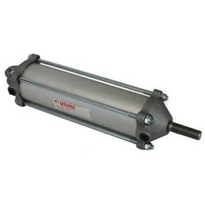 Velvac 100124 2-12 Bore Double Acting Air Cylinder 8 Stroke