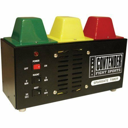 Contender Fight Sports Sparmate Timer W