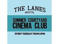 Summer Courtyard Cinema Club : Fantastic Mr Fox