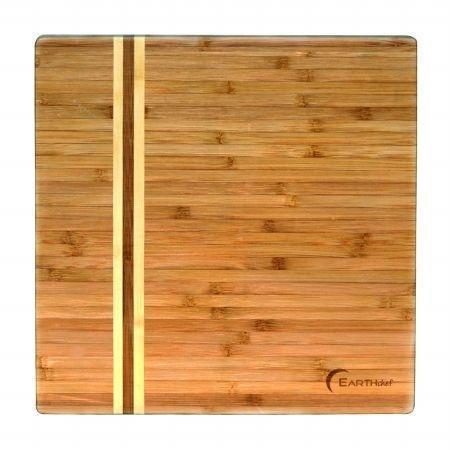 bamboo cutting board large ebay. Black Bedroom Furniture Sets. Home Design Ideas