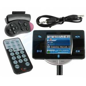 2GB MP3 MP4 Video Player Bluetooth with FM Transmitter