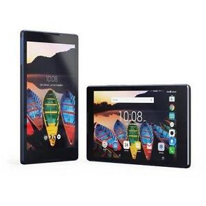 Tablette Tab3 de 8 po de Lenovo (16 Go/Android 6.0/processeur à 4 coeurs de MediaTek) - Noir denim