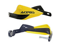 New Acerbis Rally 111 3 Handguards Enduro Yellow DRZ 400 S SM E RMZ 250 450
