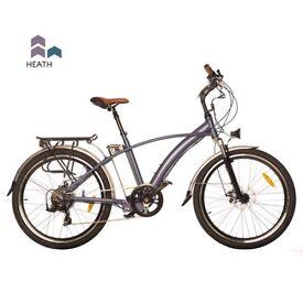 7b4b5b1a7a0 Electric Bike Hybrid Electric Bike - Juicy curvy Sport Click