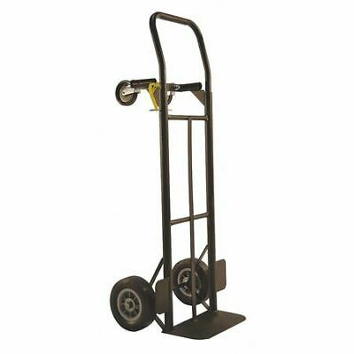 Milwaukee Hand Trucks Dc35081 Convertible Truckwith 8solid Tires