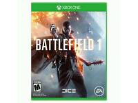 Battlefield 1 - Xbox One - Mint condition