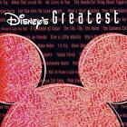 Disney Greatest Hits CD