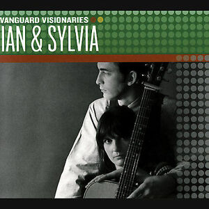 NEW Ian & Sylvia (Vanguard Visionaries) (Audio CD)