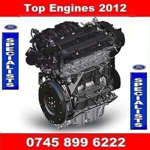 FORD MONDEO 2.0 PETROL AOBA ENGINE SUPPLY & FIT 2007-2012