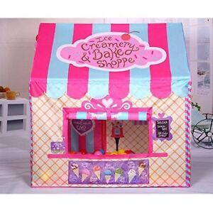 Ice Cream & Bakery Shoppe Tent and Tunnel