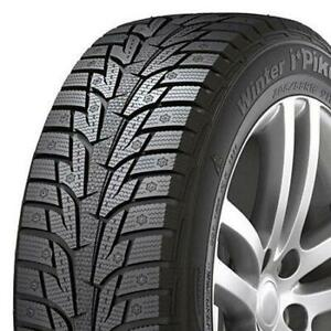 195/65R15 Hankook I-Pike RS Winter Tires - CLEAR OUT SALE $440 / Set of 4 Prince George British Columbia Preview