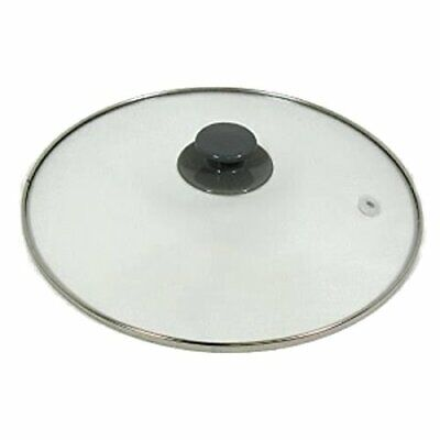 REPLACEMENT ROUND GLASS LID RIVAL Slow Cooker Crock Pot 6 Qt Cover Top