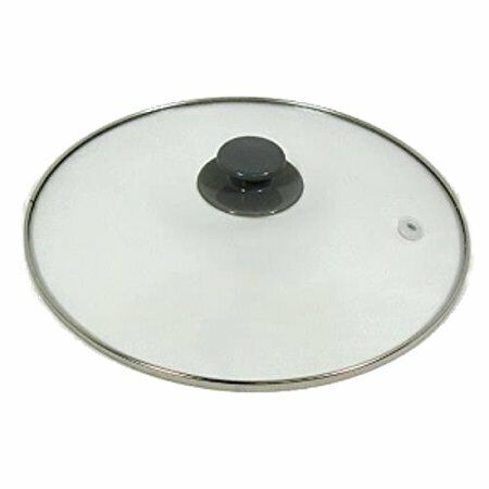 REPLACEMENT ROUND GLASS LID RIVAL Slow Cooker Crock Pot 6 Qt