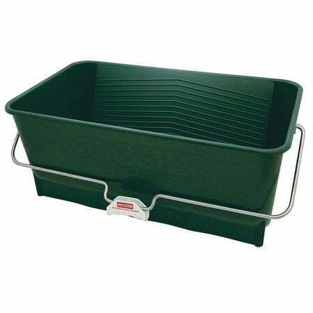 Wooster 8614 Polypropylene Paint Bucket, 5 Gal