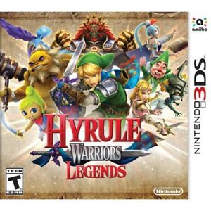 Hyrule Warriors Legends Nintendo 3DS, Brand New Never Opened