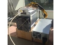 Antminer L3+ with APW3++ PSU & Extraction Vent & Mould - 504MH/s Miner
