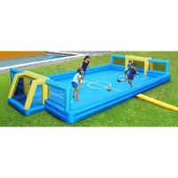 Inflatable Soccer Field, Bouncy Castle, Rental $50