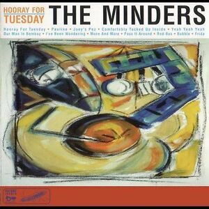 NEW-Hooray-For-Tuesday-Audio-CD