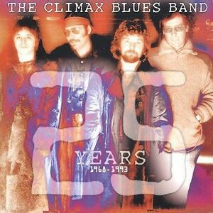 25-Years-1968-1993-by-The-Climax-Chicago-Blues-Band-CD-1997-2CDs-SEALED-NEW