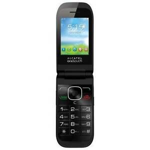 Alcatel OneTouch A392A Flip Phone and Case
