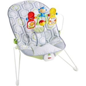 Fisher Price Baby Bouncer - Geo Meadow