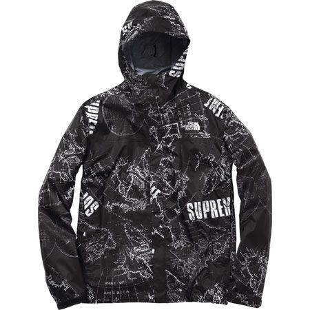 Supreme North Face Venture Ebay