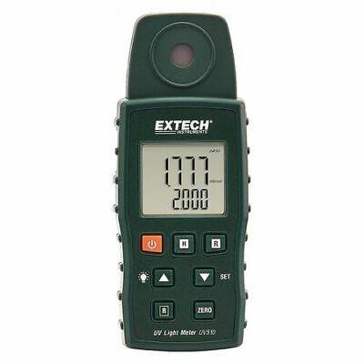 Extech Uv510 Ultra Violet Light Meterbacklit Lcd