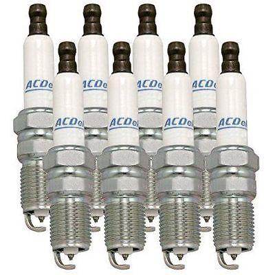 Set of 8 AC Delco Iridium Spark Plugs 41-103 #12625058