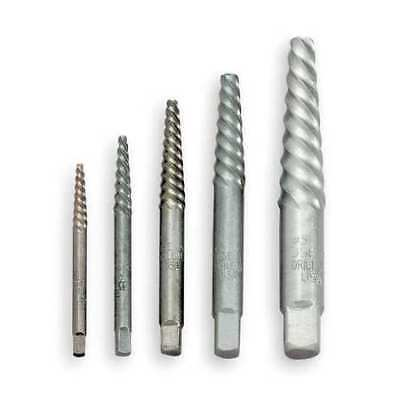 CHICAGO-LATROBE 65035 Screw Extractor Kit