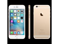 iPhone 6/s immaculate 16gb gold