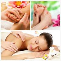 Comfort Oasis Massage Therapy & Foot Spa
